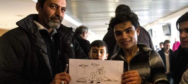 Την ώρα που εκατοντάδες Έλληνες είναι άστεγοι, 420 ψευτο-πρόσφυγες θα εγκατασταθούν σε διαμερίσματα της Λάρισας!